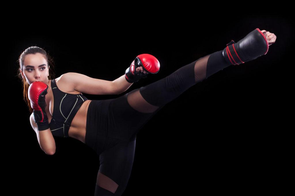 ryoku shin do-Kickboxen